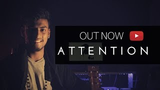 Charlie Puth - Attention (Guitar Cover) | Official - mayankvermamusic