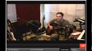Кендалл Шмидт, Kendall Schmidt - Time Wasting (Live at Stage It 27.07.2014)