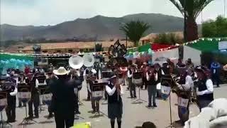 Colegio Adventista Jose pardo gana primer lugar en concurso de bandas de música en concurso de bandas escolares en la ciudad del Cusco.