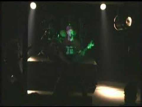 Cursed Eternity - Pain of Vengeance Live 2005