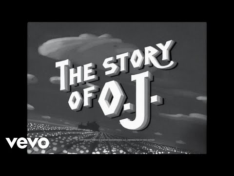 Jay-Z The Story of O.J. drum thumbnail