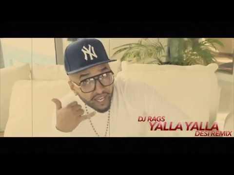 Yalla Yalla Remix Ft Bee2  Dj Rags