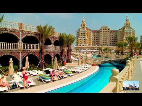 Отель Royal Holiday Palace в Турции (Анталья)
