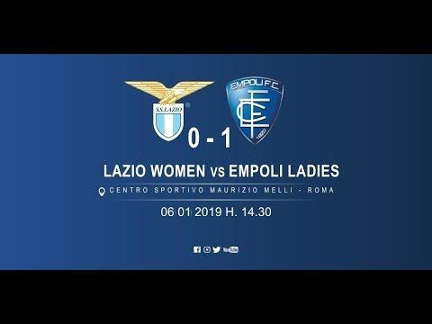 Preview video Gli highlights di Lazio Women - Empoli Ladies 0-1