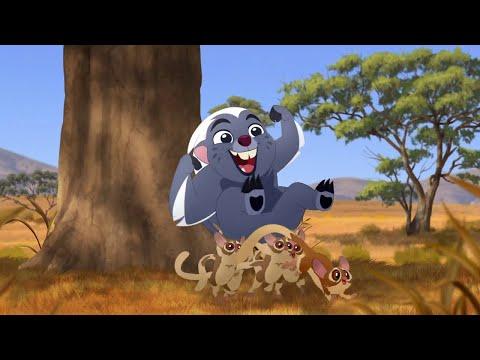 Lion Guard: Pride Landers Unite song | HD Clip