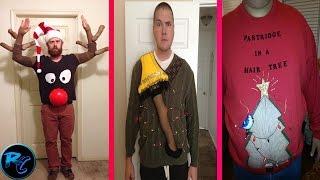 20 Ugliest Christmas Sweaters Ever