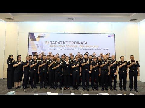 Rapat Koordinasi Nasional Penguatan Integritas, Digital Taxation dan Pengembangan SDM