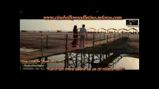 Chup Chup Ke - Rush (Lyrics Hindi) HD Video 2012