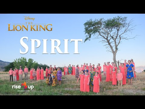 """Beyoncé – SPIRIT (From Disney's """"The Lion King"""") Cover by Rise Up Children's Choir"""