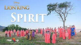 "Beyoncé – Spirit  From Disney's ""the Lion King""    By Rise Up Children's Choir"
