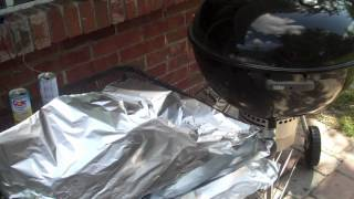 Hot and Fast Baby Back Ribs