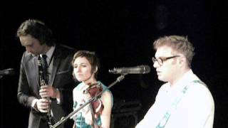 Steven Page - All The Young Monogamists - Winter Garden Theater