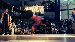 Old Skool Hip Hop 80's Tribute Breakdancing Contest 2012