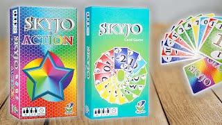 SKYJO und SKYJO ACTION - Spielregeln TV (Spielanleitung Deutsch) - MAGILANO