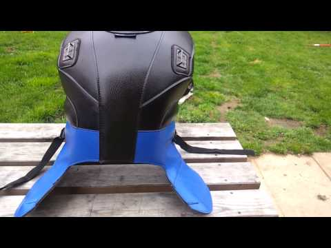 BMW K1200S Bagster Tank Protector