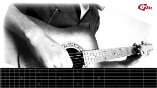 Tutorial: Let Her Go On Guitar (Sungha Jung Cover) Lesson 3.