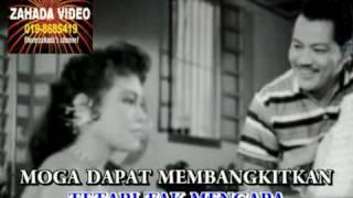 """""""Getaran Jiwa"""" (Full track karaoke) Lagu P.Ramlee petikan filem """"Antara Dua Darjat"""""""