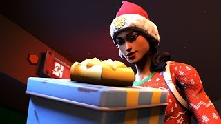 What Really Happens On The Fortnite Battle Bus: Christmas Edition (SFM Animations)