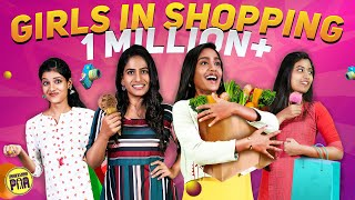 Girls In Shopping | Girls Zone #1 | Unakkennapaa