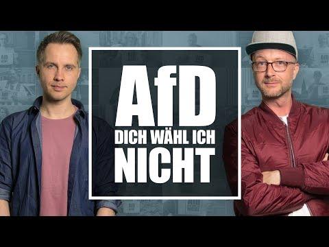 AfD dich wähl ich nicht – Benjamin Scholz und Oliver Schubert feat. die Forster-Chöre