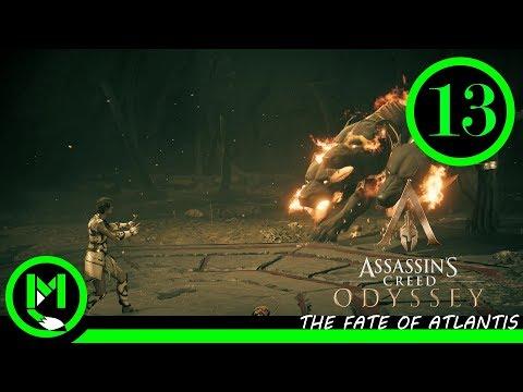 Assassin's Creed Odyssey DLC Torment of Hades Kerberos BOSS