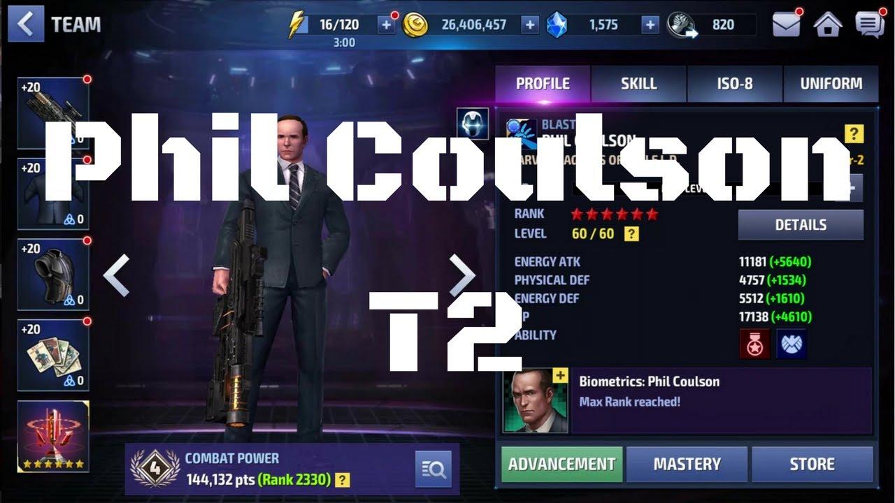 รีวิว Phil Coulson T2