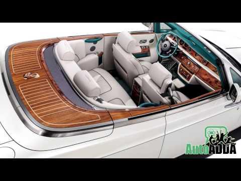 Rolls-Royce Phantom Drophead Coupe Maharaja Edition Revealed !