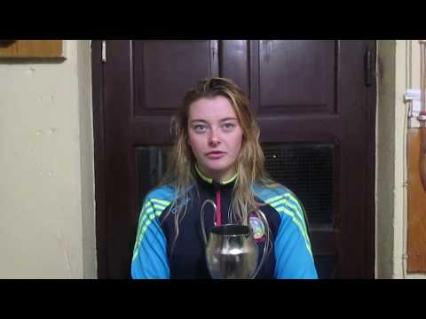 ETTV Speaks to Chloe Foudy of Inagh-Kilnamona after Title Win