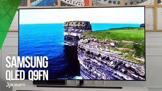 Samsung QLED Q9FN, review: EL MEJOR TELEVISOR DE SAMSUNG