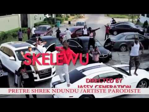 DAVIDO - SKELEWU (lingala version by pretre shrek ndundu)
