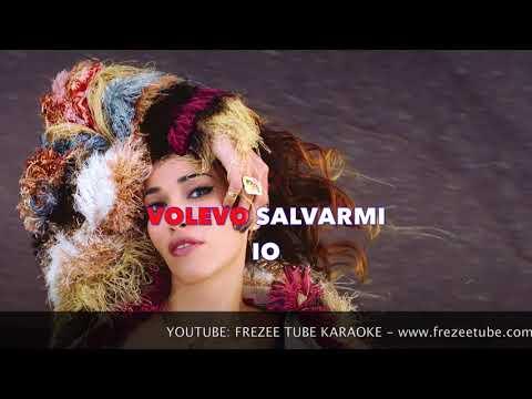 , title : 'Nina Zilli - Senza appartenere - Karaoke canzone con testo'