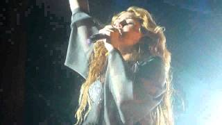 Gypsy Heart Tour à San Jose - The Climb Performance - 21/05/11
