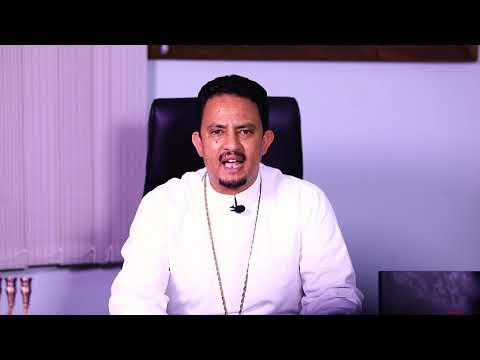 Kale Awadi spiritual Tv program : new year megelecha by memeher aseged sahelu