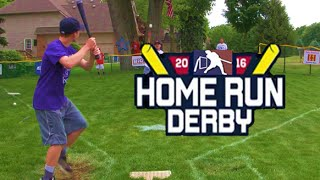 2016 Home Run Derby | MLW Wiffle Ball