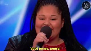 Destiny Cantando Think By Aretha Franklin