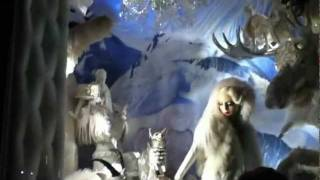 Bergdorf Goodman Holiday Windows 2011 - Unveiled Just Before Thanksgiving!