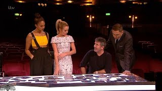 Britain's Got Talent 2018 The Judges Deliberate On Who Will Move On S12E07