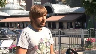 П'яні чиновники, прикриваючись Аваковим, б'ють поліцейських у Харкові