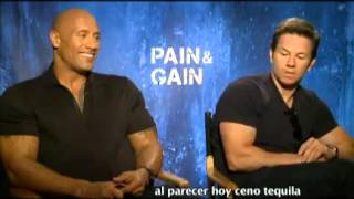 Dwayne Johnson & his love for Tequila