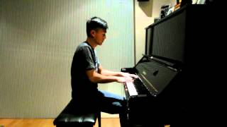 Andy Grammer - Crazy Beautiful Piano Cover