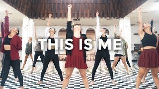 This Is Me   The Greatest Showman, Keala Settle (Dance Video) | @besperon Choreography