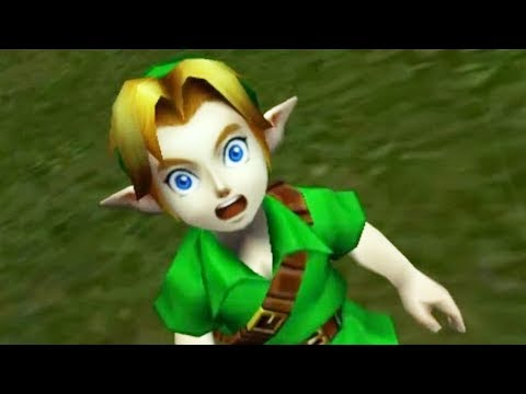 10 Things Nintendo Want You To Forget About Zelda