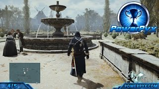 Assassin's Creed Unity - Nostradamus Enigma Solutions - Cancer