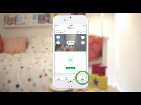 Arlo Baby ABC1000 (Video & Audio)