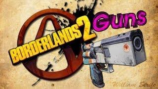 Borderlands 2- Gun Guide (manufacturer)