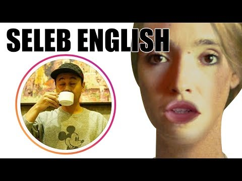 Raditya Dika, Anies Baswedan, Mike Lewis - Seleb English