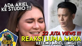Video TANPA REKAYASA! Luna Salting Ketemu Ariel Noah?!  - Rumah Seleb (23/7) PART 4 MP3, 3GP, MP4, WEBM, AVI, FLV September 2019