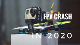 Drone FPV Crash 2020
