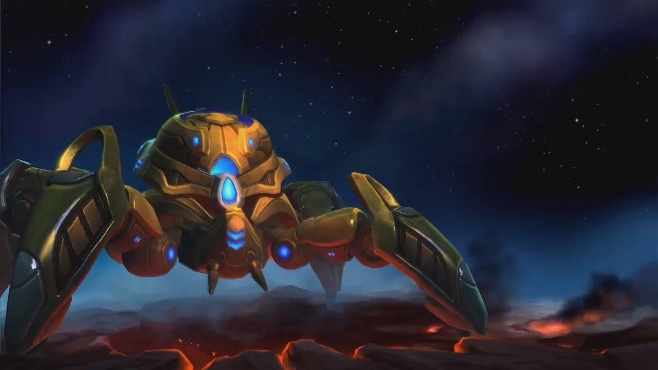 Felix Arrivera' Presto al Nexus Direttamente da Starcraft