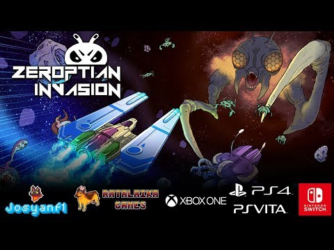 Zeroptian Invasion - Launch Trailer thumbnail